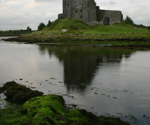 ireland and dunguaire castle image