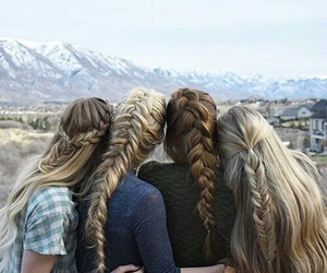 adventure, amazing, and braids image