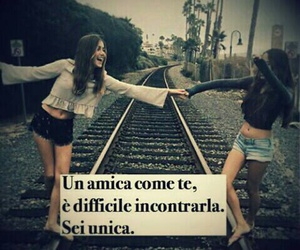amica, friend, and quotes image