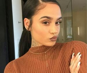 kehlani, beauty, and tattoo image