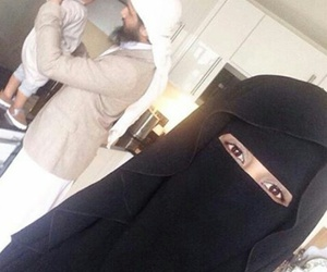 muslims and niqab image
