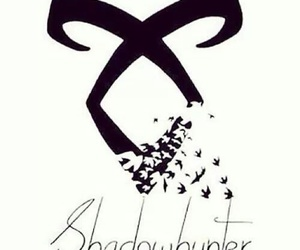 runes, shadowhunters, and angelic power image