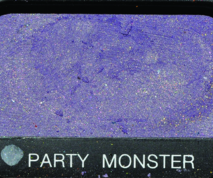 eyeshadow, makeup, and party monster image
