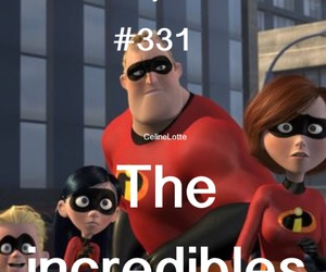 movie and The Incredibles image