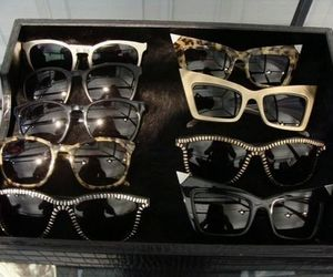 sunglasses, alexander wang, and glasses image