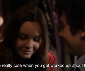film, nat wolff, and stuck in love image