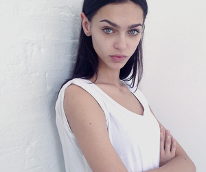 model, eyes, and zhenya katava image
