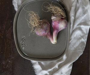 Ceramic, etsy, and garlic image