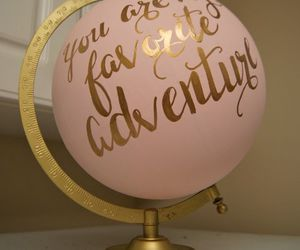 pink, diy, and adventure image