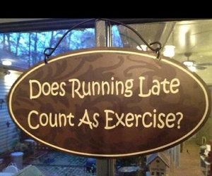exercise, funny, and outdoor image