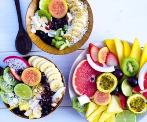 banana, beauty, and food image