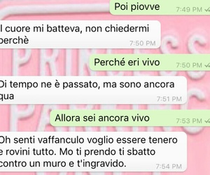 chat, screen, and italiano image