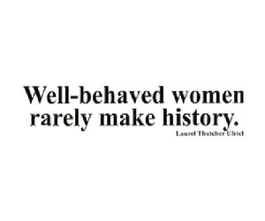 quote and women image