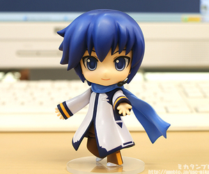 anime, figurine, and kaito image