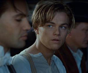 titanic, leonardo dicaprio, and Leo image