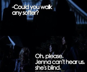 pretty little liars, funny, and hanna image