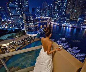 girl, luxury, and city image