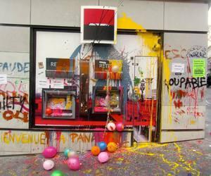 baloons, colorful, and place de la république image