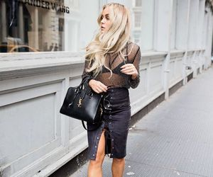 angelica blick, fashion, and outfit image