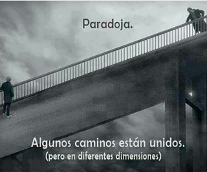 Paradox, dimension, and caminos image