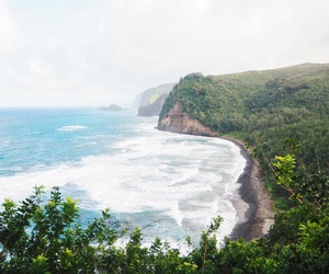 nature, outside, and sea image