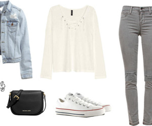 casual, casual outfit, and clothes image