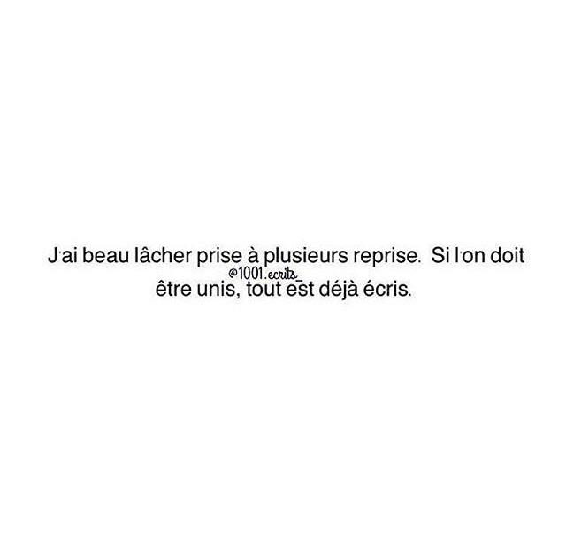 Tel Est La Devise Du Mektoub On We Heart It