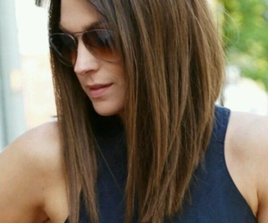 hairstyles, long bob, and sunmer image