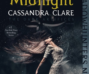 book cover, cassandra clare, and girl image