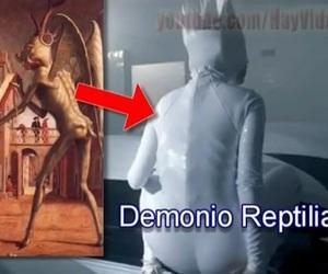 angel, demon, and illuminati image