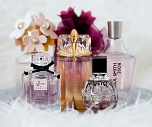 perfume, gucci, and marc jacobs image