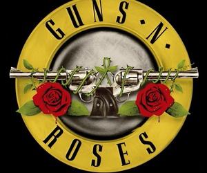 Guns N Roses, music, and band image
