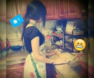 cuisine and girls image