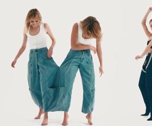 jeans, miranda kerr, and vogue image