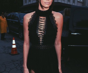kendall jenner, Kendall, and black image