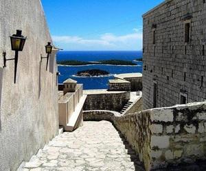 Croatia, Island, and sea image