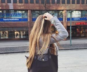 handbag, longhair, and good vibes image