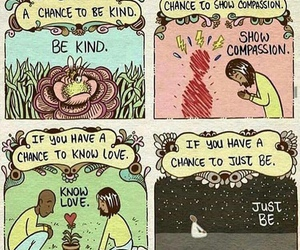 love, compassion, and quotes image