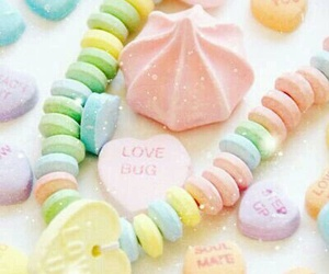 candy, pretty, and pastel image