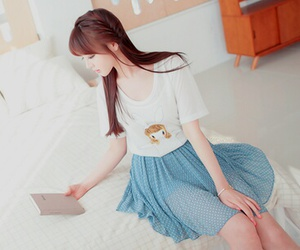 ulzzang, girl, and kim shin yeong image