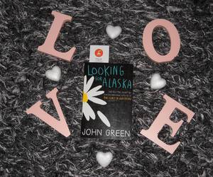 book, reading, and johngreen image
