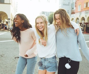 best friends, bff, and friendship image