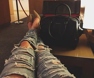 fashion, bag, and kendall jenner image
