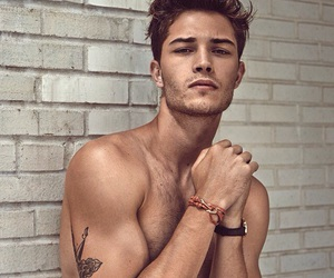 boy, Hot, and model image