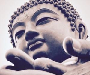 Buddha, meditation, and good vibes image