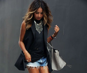 black, girl, and blazer image