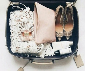 fashion, travel, and shoes image