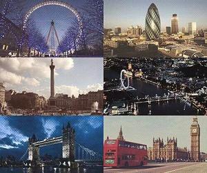 inglaterra, london, and world image