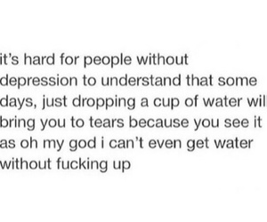 depression and sad image