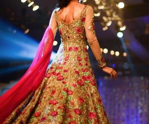 bridal wear and desi fashion image
